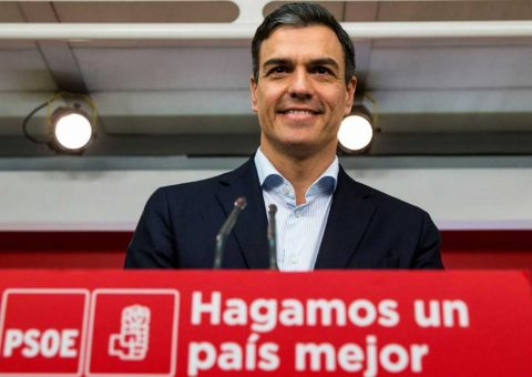 Moción censura España Junio 2018